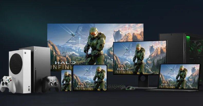 Xbox Game Pass en varios dispositivos