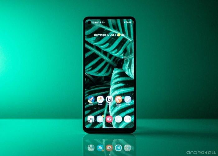 Pantalla Samsung Galaxy A21s
