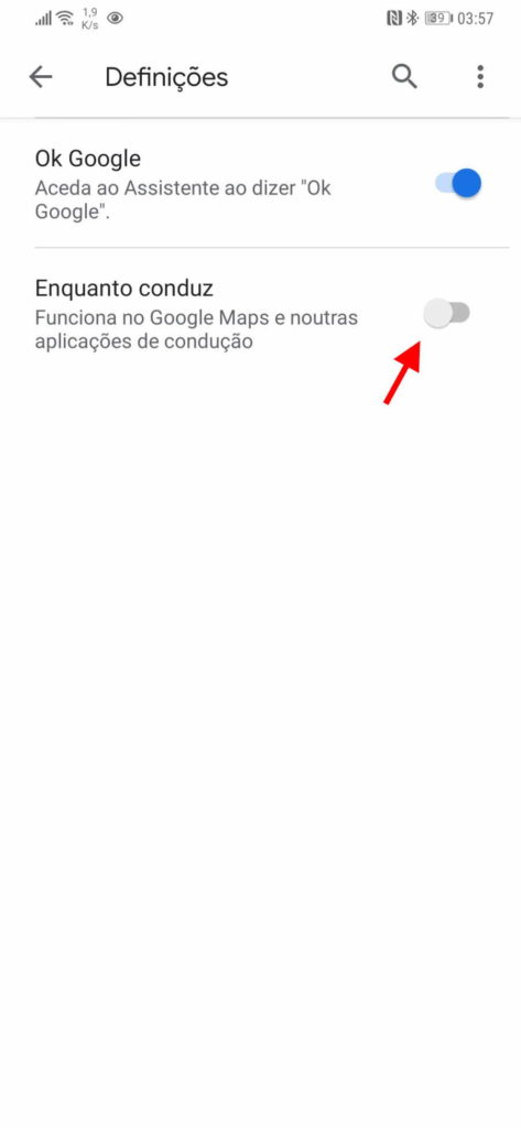 OK Google smartphone Android Auto