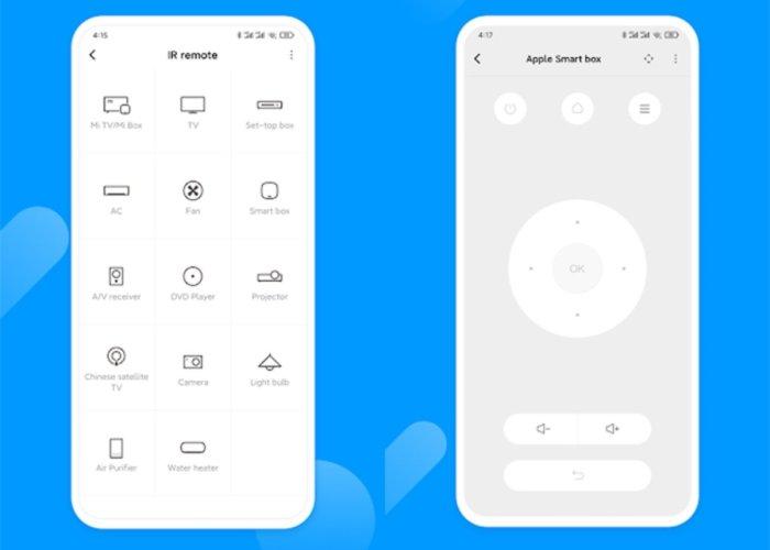 Mi control remoto es un control remoto de Android