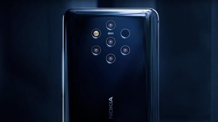 Nokia 9.2 PureView podría ser el teléfono inteligente que debutará con la cámara frontal debajo de la pantalla