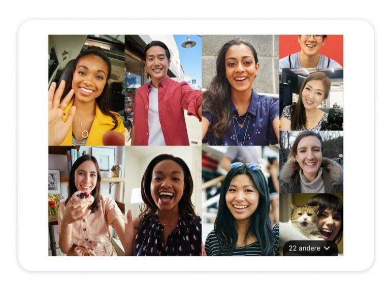 Muchos de los competidores de Skype han sido más cómodos de usar durante mucho tiempo.  Incluso Google Duo, por ejemplo.  (Foto: Google)
