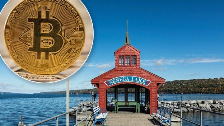 1625733364166 La minería de Bitcoin calienta un lago glacial en Nueva