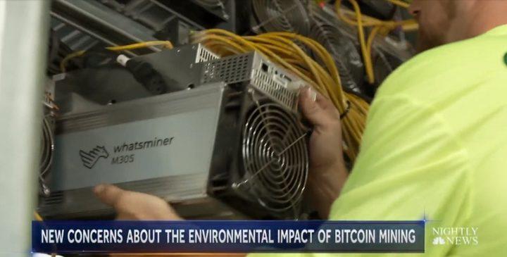 1625733365203 La minería de Bitcoin calienta el lago glacial en Nueva