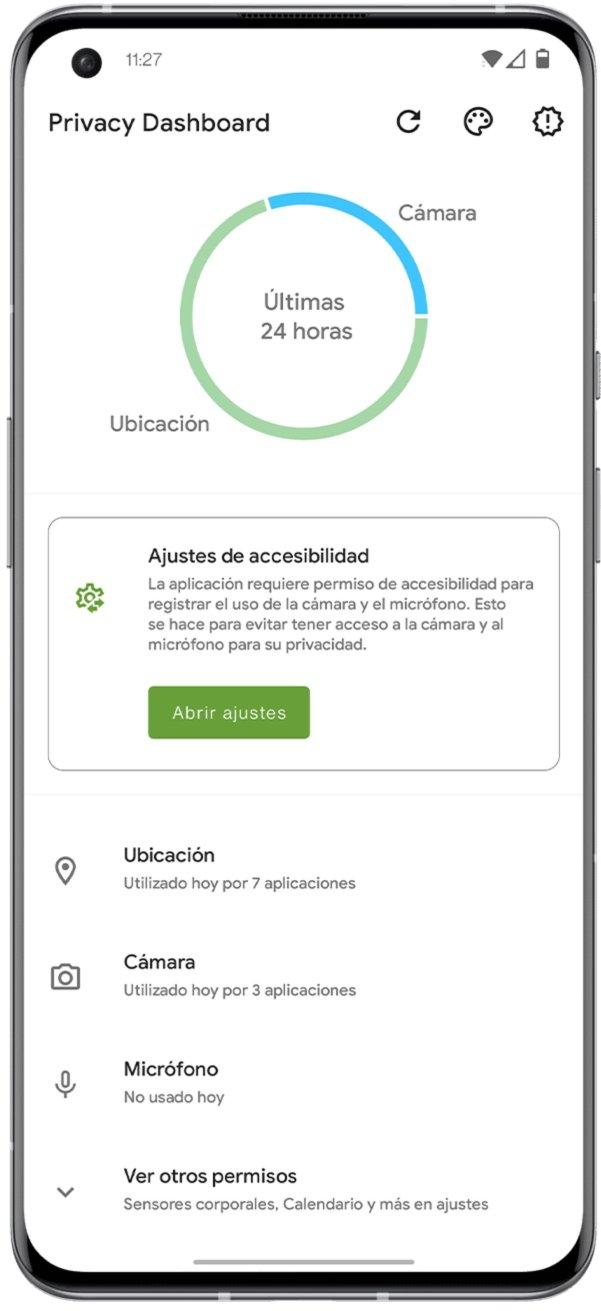 Una de las mejores funciones de Android 12, en cualquier móvil y gratis con esta aplicación