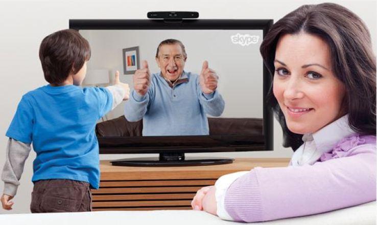 Hace años, Skype era la medida de todo, incluso en televisores inteligentes.  Hoy, sin embargo ... (Foto: Microsoft)