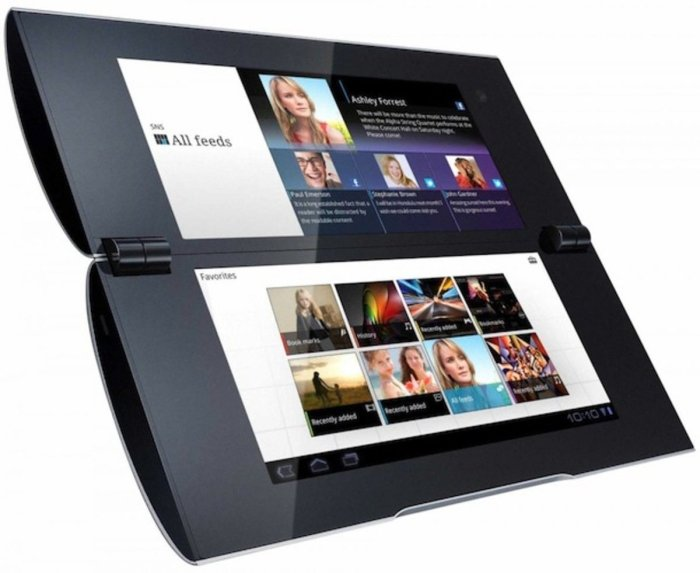Tableta Sony P