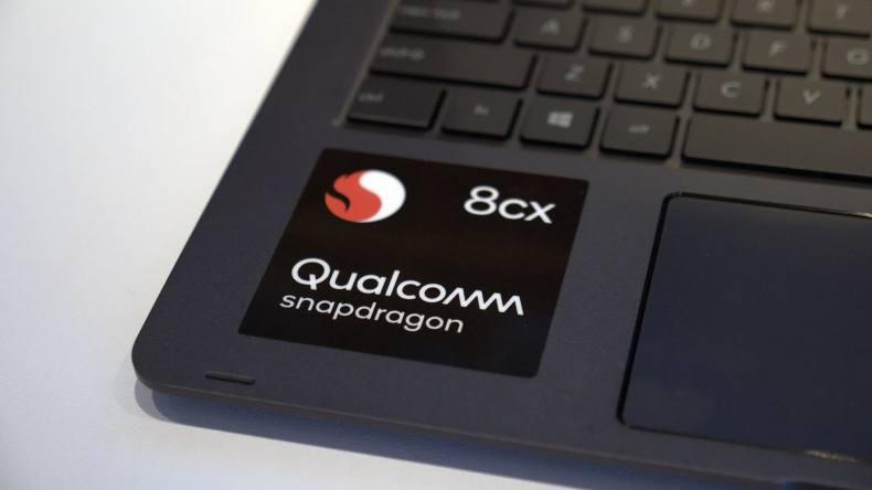 Qualcomm presentará el primer chip para computadora portátil diseñado por