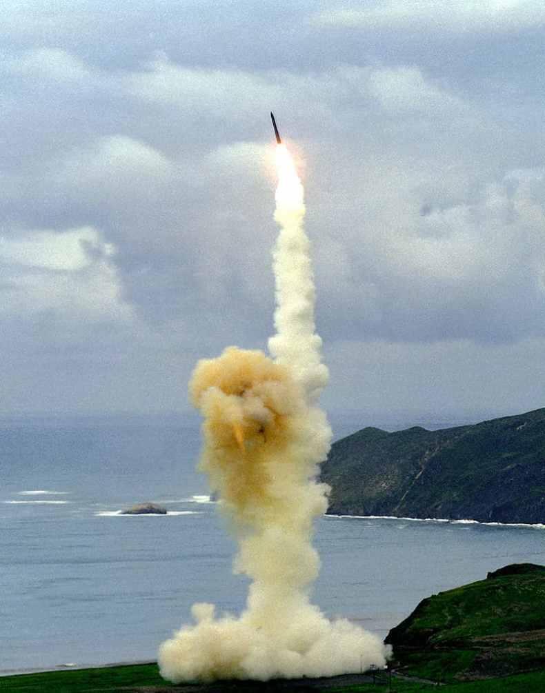 prueba de armas nucleares