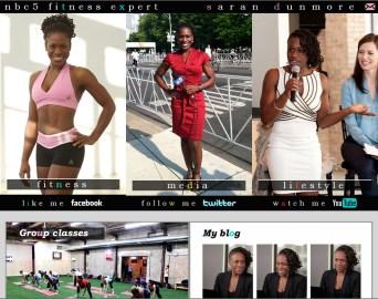 Celebrity website