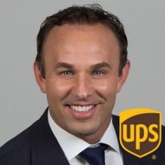 UPS President of Global Strategy