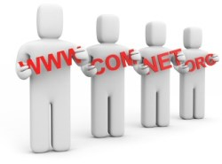 how to register domain names