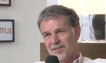 Interview de Reed Hastings à 01net.tv : l'implantation de Netflix en France est réussie