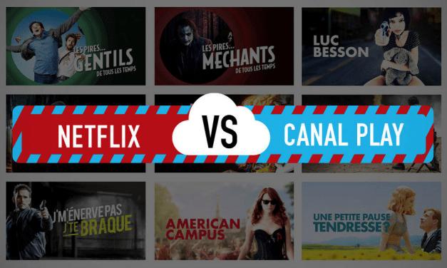 Netflix a moins d'abonnés que Canalplay qui en a moins que Netflix…