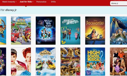 Disney ? C'est sur Netflix !