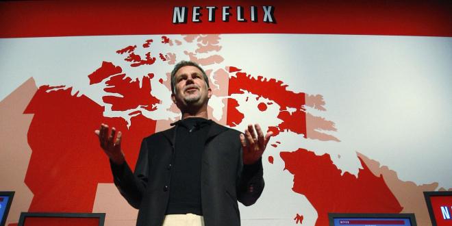 L'offre de programme est inégale selon les pays sur Netflix