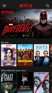 Lauto play et le 3D Touch arrivent sur lapplication Netflix iPhone !