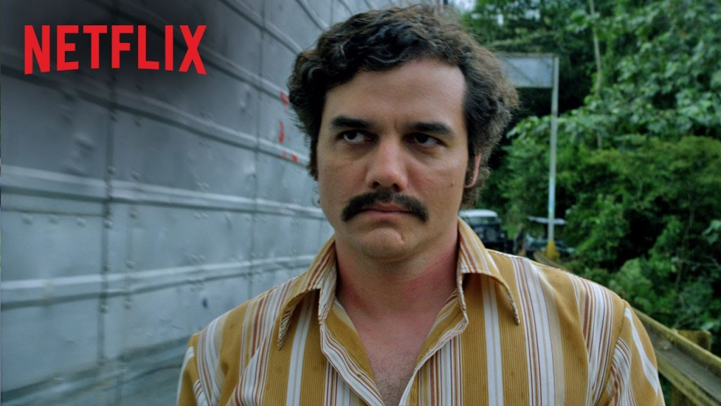 Narcos – Bande-annonce officielle 2 – Netflix [sous-titré]
