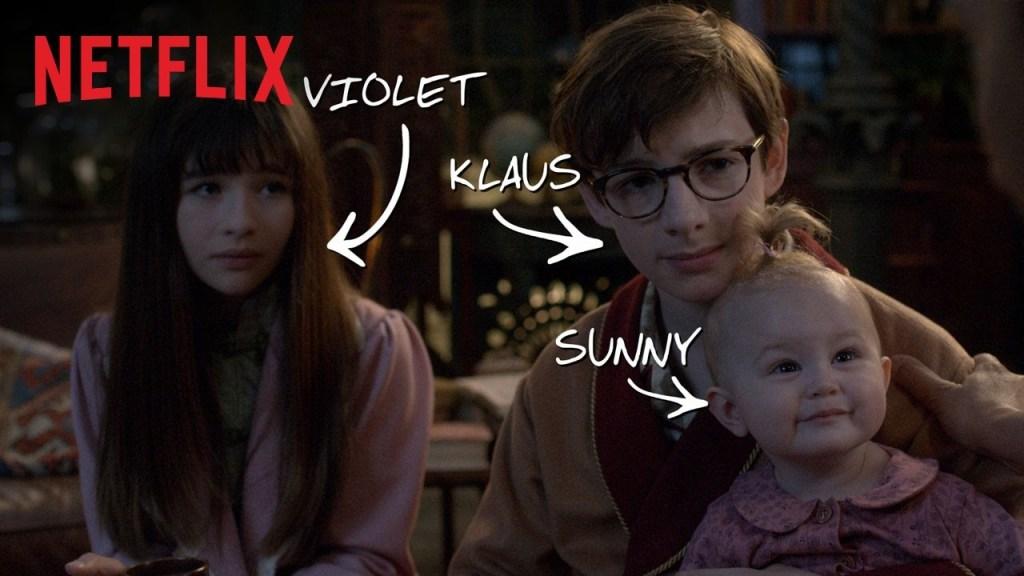 Les désastreuses aventures des orphelins Baudelaire – Les faits – Netflix [HD]