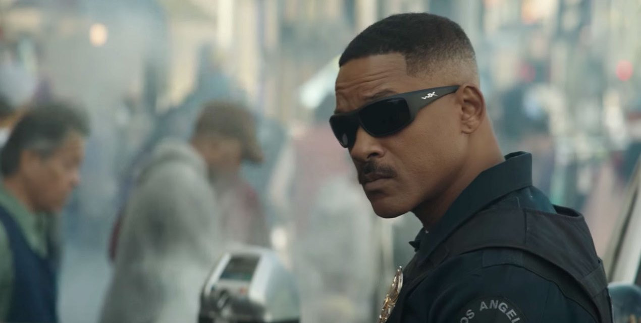 Will Smith en vedette de Bright, la dernière super-production Netflix