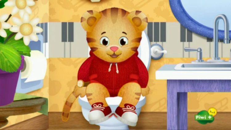 Dany le tigre netflix 1024x576 Les personnages préférés des tout petits peuplent Netflix