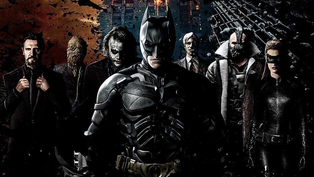 The Dark Knight Rises christopher nolan Les meilleurs films de Christopher Nolan sont sur Netflix