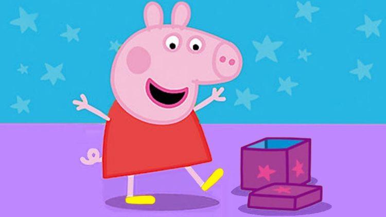 peppa pig netflix 1024x576 Les personnages préférés des tout petits peuplent Netflix