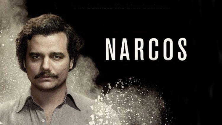 narcos serie netflix 1024x576 Les 5 séries Netflix les plus populaires dans le monde