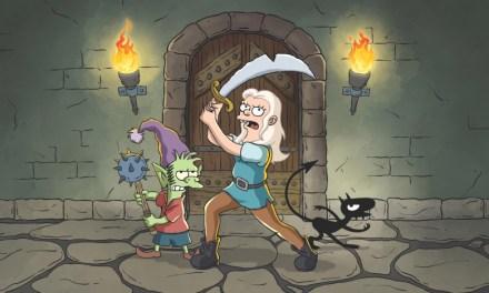 """""""Ouh Pinaise !"""" la nouvelle série du créateur des Simpsons se révèle en images"""