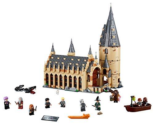 LEGO-Harry-Potter-La-Grande-Salle-du-chteau-de-Poudlard-75954-Jeu-de-Construction-0-0