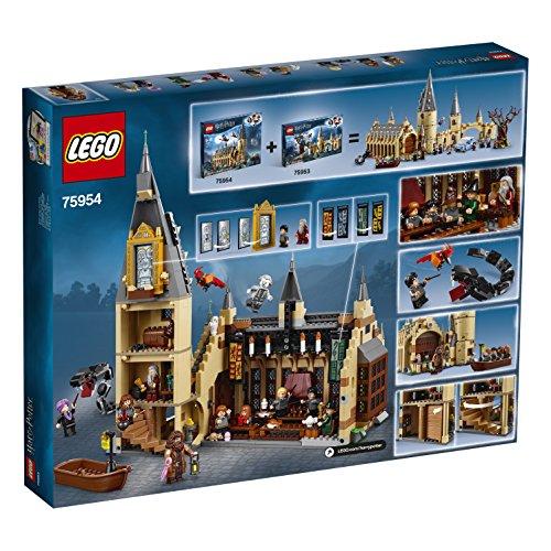 LEGO-Harry-Potter-La-Grande-Salle-du-chteau-de-Poudlard-75954-Jeu-de-Construction-0-9