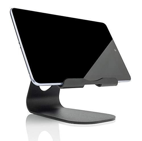 Slabo-Support-Tablette-pour-Amazon-Kindle-Fire-HDX-7Aluminium-Noir-0