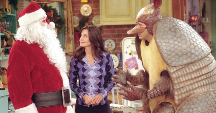 friends noel episode special 1024x538 Pour Noël, ne passez pas à côté des épisodes spécial fêtes de vos séries Netflix