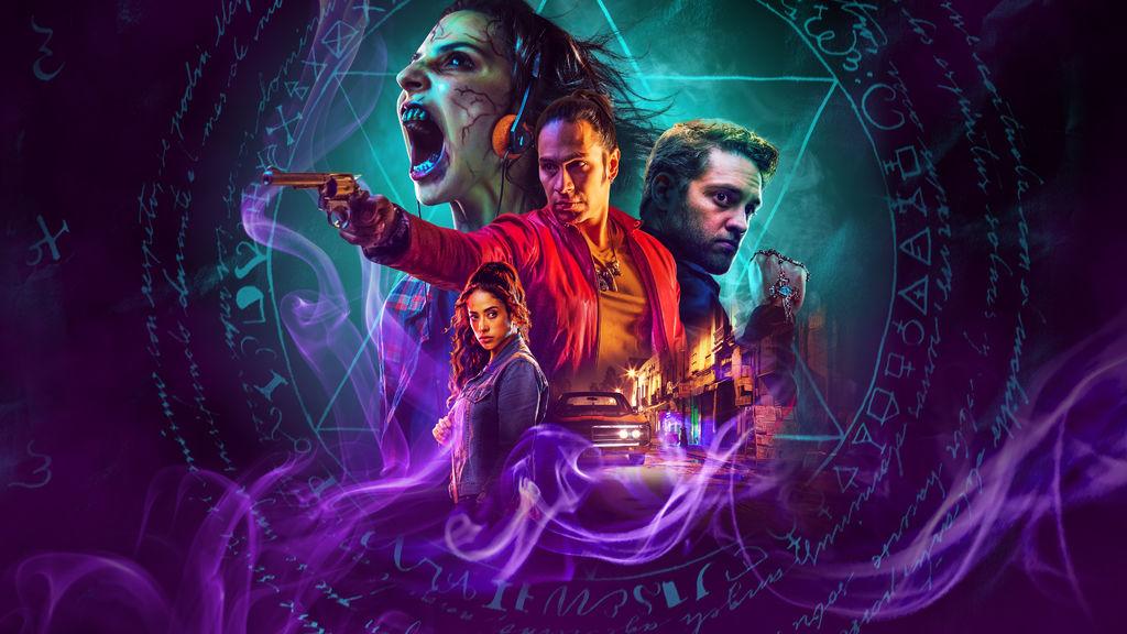 Diablero : les démons sont de sortie, les chasseurs aussi ! (Netflix)