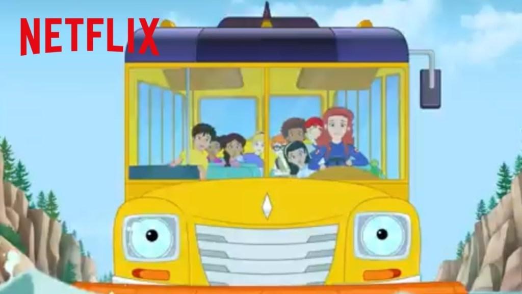The Magic School Bus Rides Again | Theme Song | Netflix