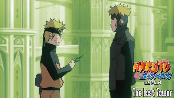 Naruto Shippuden 4 : La tour perdue - Netflix News : l