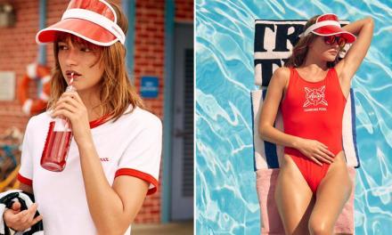 H&M va lancer une collection très estivale autour de la série culte Stranger Things (Netflix)