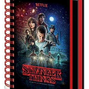 Stranger-Things-Carnet-de-Note–Spirales-A5-Multicolore-0