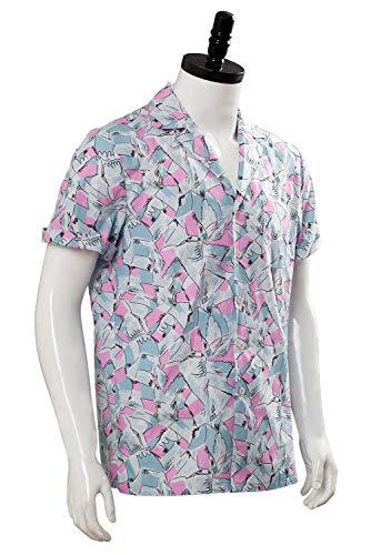 xiemushop-Eleven-Jim-Hopper-Chemises-Costume-Saison-3-Halloween-Cosplay-Hauts-DEte-decontractes-hawaiens-0-0