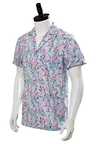 xiemushop-Eleven-Jim-Hopper-Chemises-Costume-Saison-3-Halloween-Cosplay-Hauts-DEte-decontractes-hawaiens-0-2