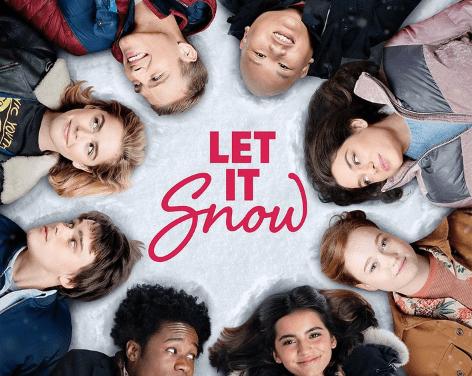 Let it snow : la nouvelle comédie de Noël débarque bientôt sur Netflix (avec Sabrina)