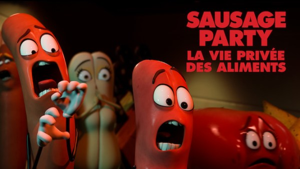 Sausage Party : La Vie privée des aliments