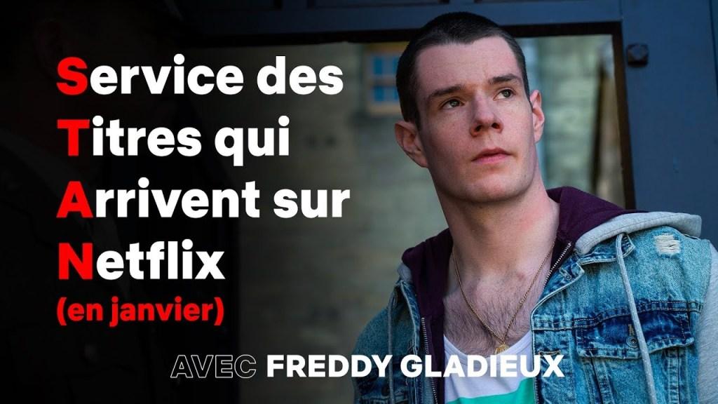 LE STAN DE FREDDY GLADIEUX I JANVIER 2020 I Netflix France