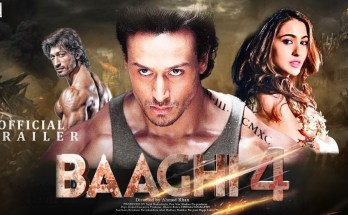 Baghi 4 Netflix