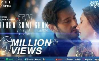 Azaan Sami Khan - TU (Official Music Video) Ft. Mahira Khan I Hassan Dawar I Meghdeep Bose