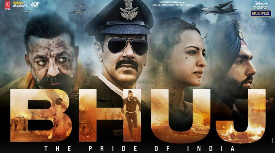 Bhuj Movie watch free