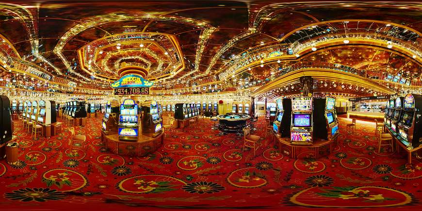 Access Flooring For Casinos And Gaming Netfloor USA
