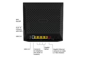 D6400 | DSL Modems & Routers | Networking | Home | NETGEAR