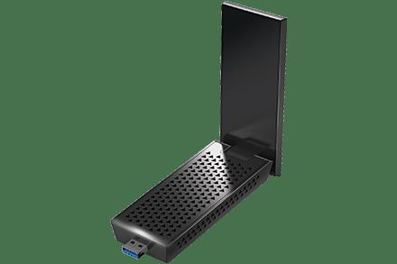 NETGEAR A7000 就是一款支援 USB 3.0 的無線網路卡