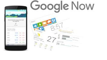 Google Now Türkçe oldu